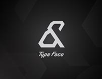 AmperSlash Type Face
