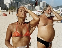 "Martin Parr ""Life's a Beach"" Exhibition at Aperture"