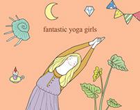 fantastic yoga girls