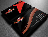 Nutrition Club Stationery