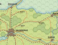 CSL game maps