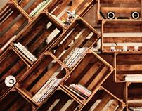 Eco-Bookshelf