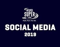 Social Media | 2019 - MSL