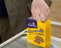 Cadbury Hairy Hands