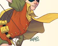 Fanart- Robin