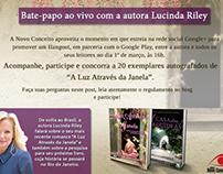 Campanha para evento  Rio/SP