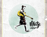 Pochette Album Matjé