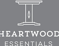 Heartwood Essentials Branding