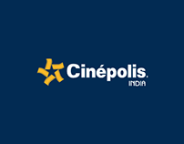 Cinepolis India Website Design