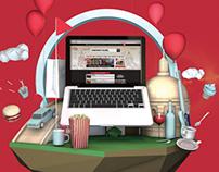 Promo Le Petit Tou App & Website