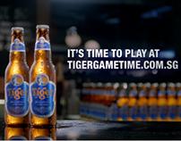 Tiger Beer: Game Time
