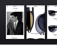 Brioni e-Commerce 2016