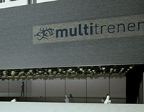 Fitness Club, housing extention in Wroclaw.
