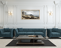 Alan House - Interior Design