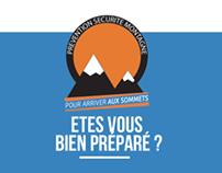 Prévention Sécurité Montagne - Supports