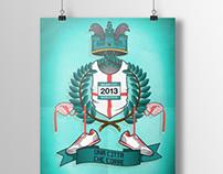 Milano City Marathon 2013 //Poster