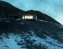 CGI Holidays in Swiss Alps (hyper réalistic 3)