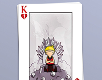 ILLUSTRATION: King Joffrey, Game of trones