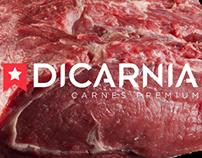 Dicarnia. Carnes Premium.