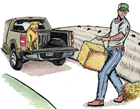 Farm Bureau Illustration