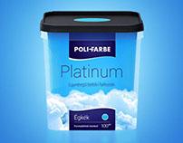 Poli-Farbe – Rebranding