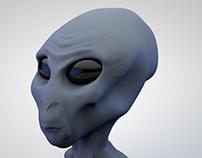 PROYECTO PERSONAL - Sculptris Test