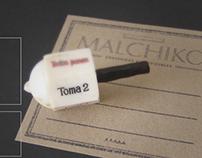 Malchiko | Identidad visual