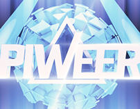 Piweer | Logo & Visuals