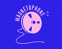 Branding — Magnétophone