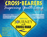 Flyer_Cross Bearers Youth Camp (2012)