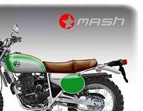 "MASH ""SCRAMSTER"" 450"