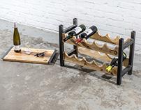 Griffinworks Furniture (UI/UX website +photo direction)