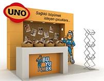 Uno Kiosk
