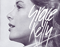 GRACE KELLY // Tribute Poster
