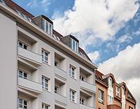 new face - berlin facade overhaul