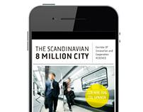 The Scandinavian 8 Million City