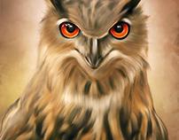 Beautiful Birds Series #3 Digital Art by Wayne Flint