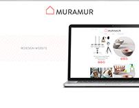 Muramur.ca Project - Rebranding