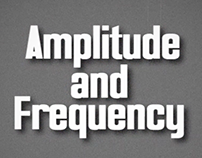 Frequency and Amplitude