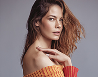 MICHELLE MONAGHAN for NOTOFU