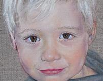 Portraits d'enfant