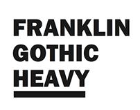 Franklin Gothic Heavy