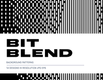 Bit Blend - Background Pack