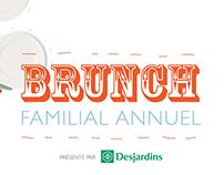 Brunch familial annuel - FIUCPQ