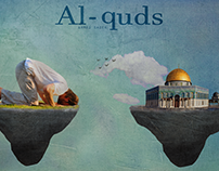 praying for Al-quds