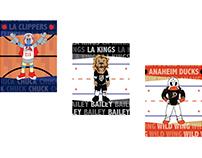 Mascot Cards