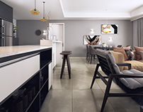 Masteri_Simple Apartment!!