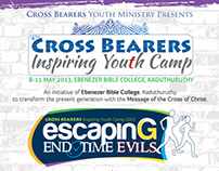 Flyer_Cross Bearers Youth Camp (2013)