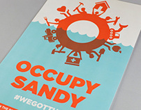 Occupy Sandy Poster