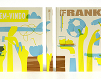Book cover for Frank151
